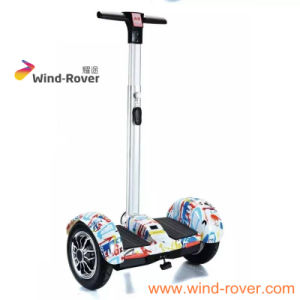 Standing Scooter Hoverboard with Handlebar pictures & photos