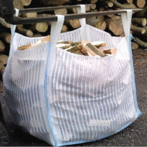 Bw176 1.0 Ton Jumbo Bag for Firewood with Ventilated Fabric pictures & photos