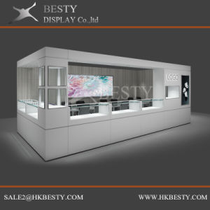 Kiosk Display Showcase Design for Jewelry Store pictures & photos