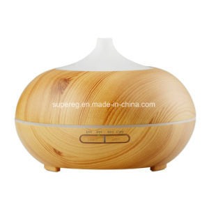 300ml Wood Grain Essential Oil Diffuser pictures & photos