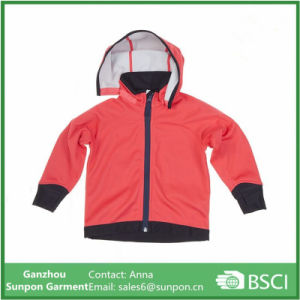 Colourful Baby Coats Soft Shell Baby Jacket pictures & photos