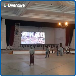 pH6 Full Color Indoor LED Screen for Commercial Advertising pictures & photos