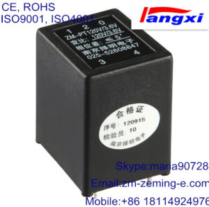 Miniature Voltage Transformer for Relay Protection/ Zm-PT Series Voltage Transformer pictures & photos