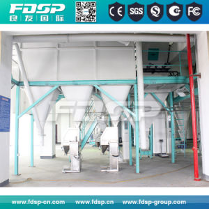 Widely Used Animal Feed Processing Line/Animal Feed Mill Plant pictures & photos