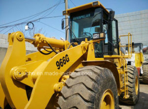 Used Good Condition Cat 966g Wheel Loader (Caterpillar 966 950 966g Loader) pictures & photos