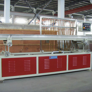 Small Plastic Profile Extrusion Machine with Single Screw Extruder Standard or Customized pictures & photos