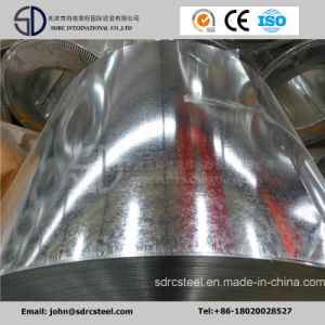 Manufacturer ASTM A653 HDG Regular Spangle Galvanized Steel Coils Gi Sheet pictures & photos