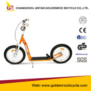 (GL1603-B) 2017 Best Sale 16′′ Children Scooter with Ce pictures & photos