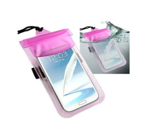 PVC Waterproof Mobile Phone Bag with Compass pictures & photos