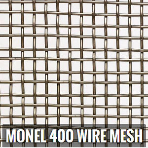 Manufacturer and Supplier of Monel 400 Wire Cloth in China pictures & photos