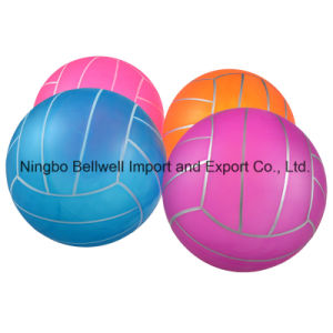 Cheap Promotional Inflatable Toy PVC Volleyball for Fun pictures & photos