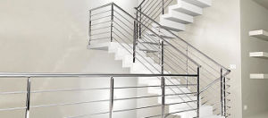 Stainless Steel Rod Bar Post Solid Rod Balustrade pictures & photos