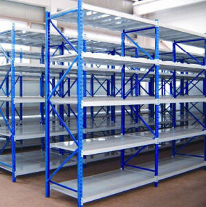 Warehouse Industrial Medium Duty Long Span Shelving pictures & photos