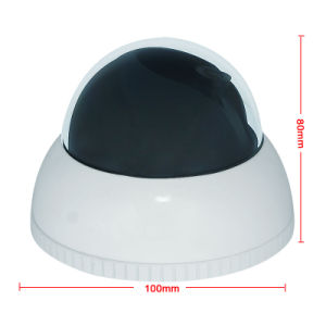 1.3MP Dome HD Ahd 130 Degree Fish Eye Camera From China Manufacturer pictures & photos