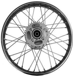 Motorcycle Parts Motorcycle Rear Wheel Assy for Cgl25 1.85-18 pictures & photos