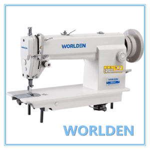 WD-6-28 High-speed Lockstitch Sewing Machine pictures & photos