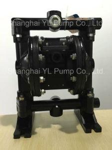 Pneumatic Teflon Diaphragm Al Reciprocating Paint Transfer Pump pictures & photos