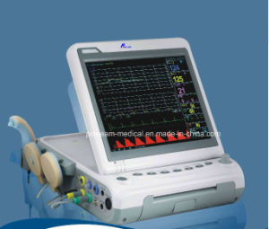 Color Display Heart Fetal Monitor (FM-10B/10B Plus) pictures & photos