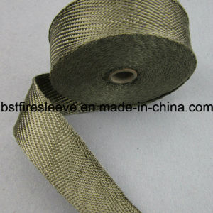 Heat Shield Titanium Exhaust Wrap Tape pictures & photos