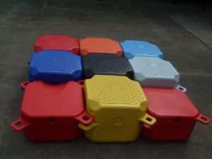 Plastic HDPE Floating Pontoon Cubes pictures & photos