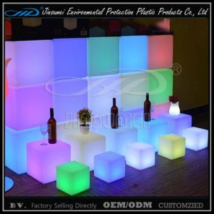 Waterproof IP65 Attractive LED Cube Furniture pictures & photos