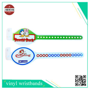 Beautiful Tyvke Wristband with RFID for Gift pictures & photos