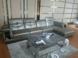 Fashion L Shape Sectional Sofa Set (corner sofa) pictures & photos
