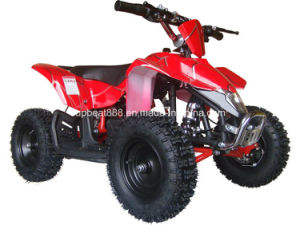 Upbeat Cheap 500W 36V Electric ATV Kid Quad Electric Vehicle pictures & photos