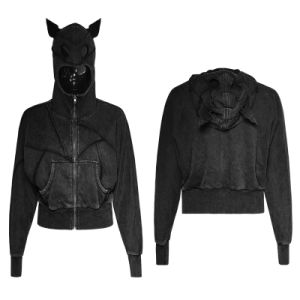 Py-208 Hallowmas Bat Shape Do Old Adult Winter Cotton Jackets pictures & photos