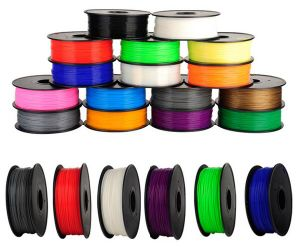 Best 1.75mm 3mm ABS PLA 3D Printer Filament 1kg 5kg for 3D Printing pictures & photos