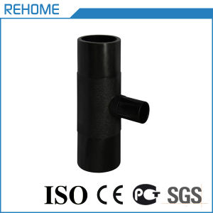 PE Fitting Reducer Tee HDPE Tee pictures & photos