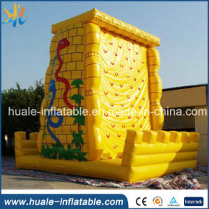 Good Quality Inflatable Rock Climbing Walls for Sale Climbing Wall pictures & photos