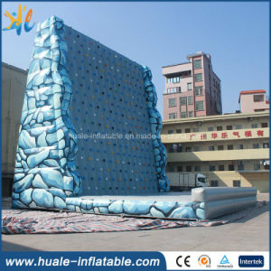 Factory Rock Mountain Inflatable Climbing Wall for Kids Inflatable Interactive Sport Game pictures & photos