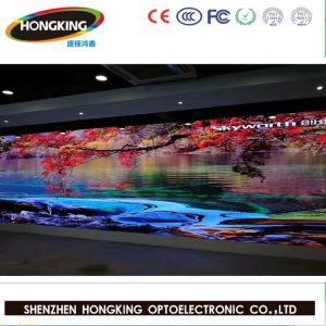 Indoor High Resolution P5 LED Display Advertising Board pictures & photos