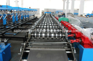 2&3 Waves Guard Rail Roll Forming Machine pictures & photos