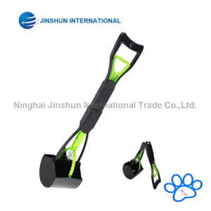 Jumbo Foldable Pooper Scooper Dog Waste Scoop Sanitary Pickup Remover pictures & photos