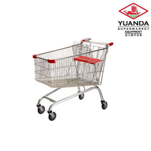190L Double Seat Shopping Trolley pictures & photos