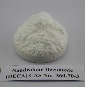 Pharmaceutical Chemical Steroid Powder Hormone Nandrolone Decanoate pictures & photos