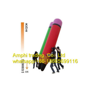 New Pencil Design Inflatable Sport Games, Inflatable Pencil