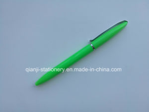 Twist Plastic Promotional Ball Pen (P2018A) pictures & photos