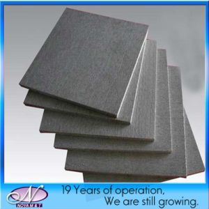 Fiber Cement Exterior Partition Wall Board Panels for Construction Decorative pictures & photos