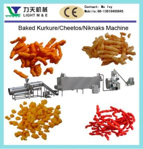 Kurkure Snacks Making Machine (LTTS-I, LTTS-II) pictures & photos