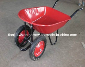 Construction Building Tools Wheel Barrow with High Quality (wb7200A) pictures & photos
