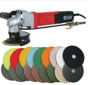 "4"" Diamond Wet Polishing Pad"