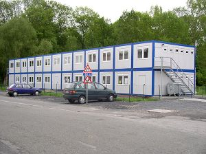 FRP Container Hotel pictures & photos