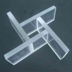 China 10mm Clear Cast Sanitary Grade Thick Plastic Acrylic