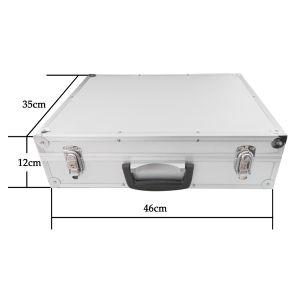 User-Friendly Handheld Ultrasonic Flowmeter (A+E 80FB) pictures & photos