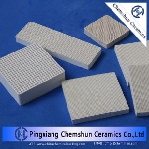 Ceramic Honeycomb as Heat Exchange Media and Catalyst Support pictures & photos