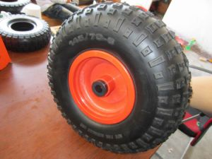 PU Foam Wheel for Boat Trolley (145/70-6) pictures & photos