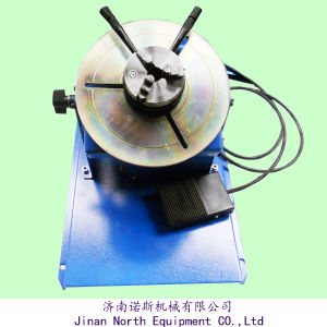 Small Welding Positioner with 10kg Capacity (BY-10) pictures & photos